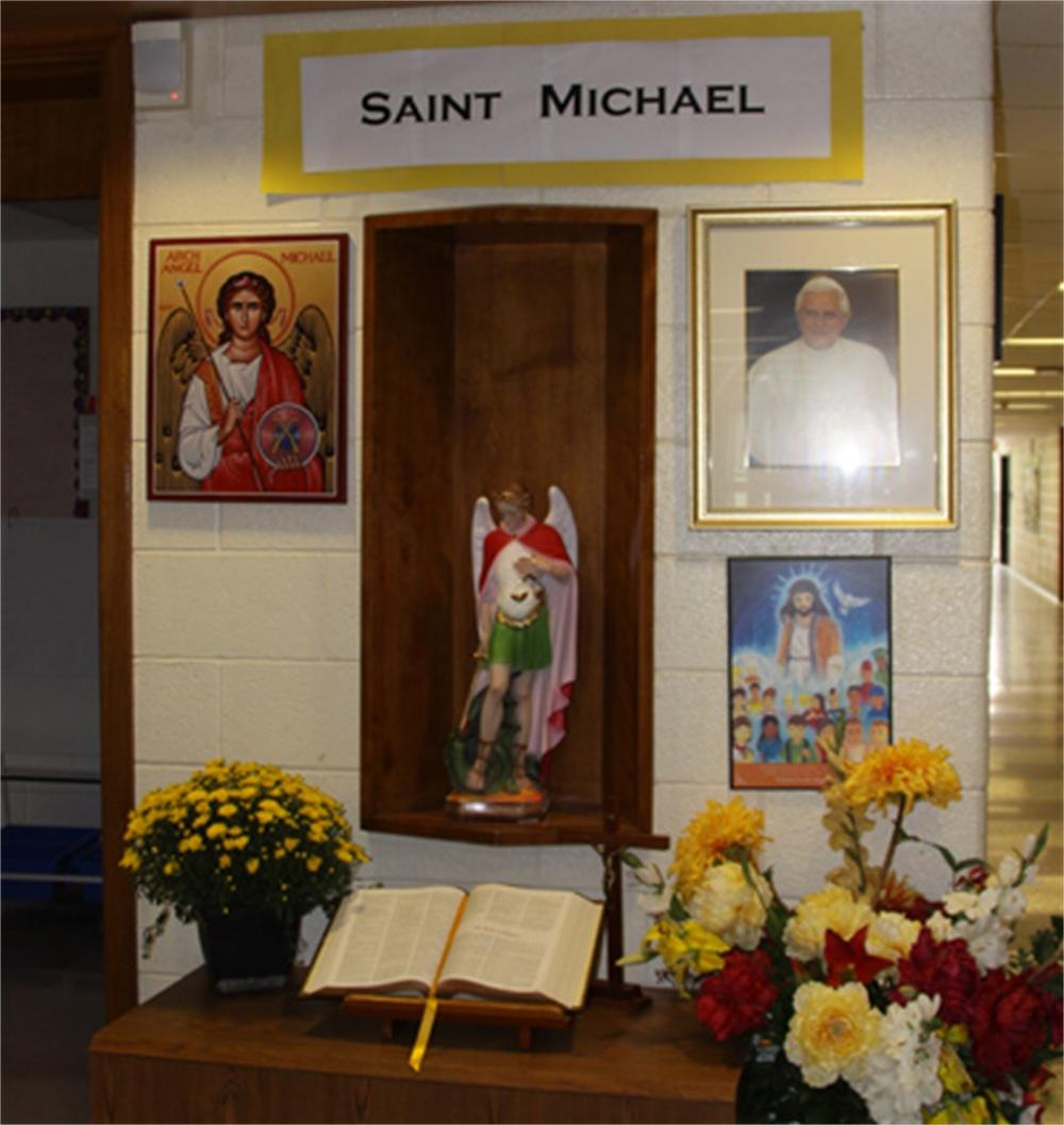 About St. Michael Catholic Elementary School