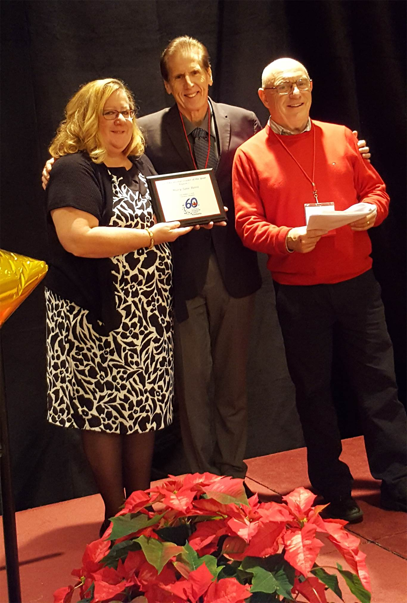 HWCDSB principal honoured at Provincial Special Education Conference