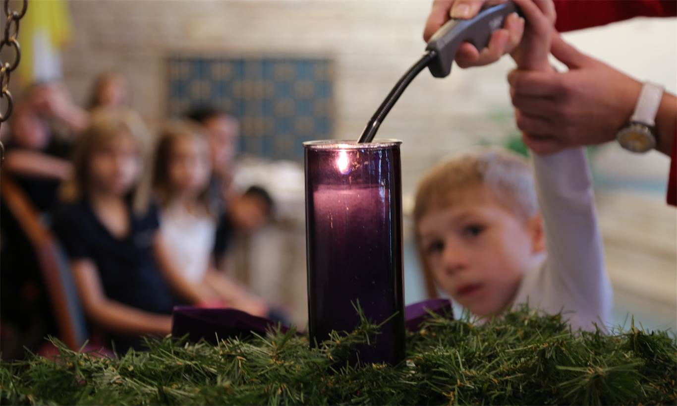 Banner Image for Advent - Sunday, December 2 – Monday, December 24